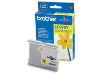 Cartridge Brother LC970 yellow