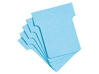 Pack of 100 standard T-cards, 45 mm