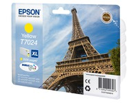 Cartridge Epson T7024 Gelb