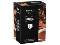 Miko box, chocolate milk powder, 20 bags