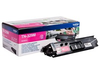 Brother TN329M - magenta - originale - cartouche de toner (TN-329M)