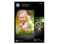 Papier photo glacé brillant HP Everyday A4 200 g - 100 feuilles