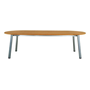 Table plateau Ellipse Congress 240 x 102 cm