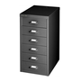 Classic monobloc filing cabinet, 6 drawers